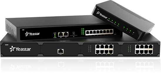S Series VOIP PBX | Yeastar Solutions UK